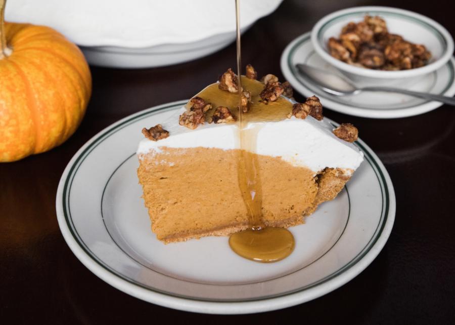 joes pumpkin chiffon pie