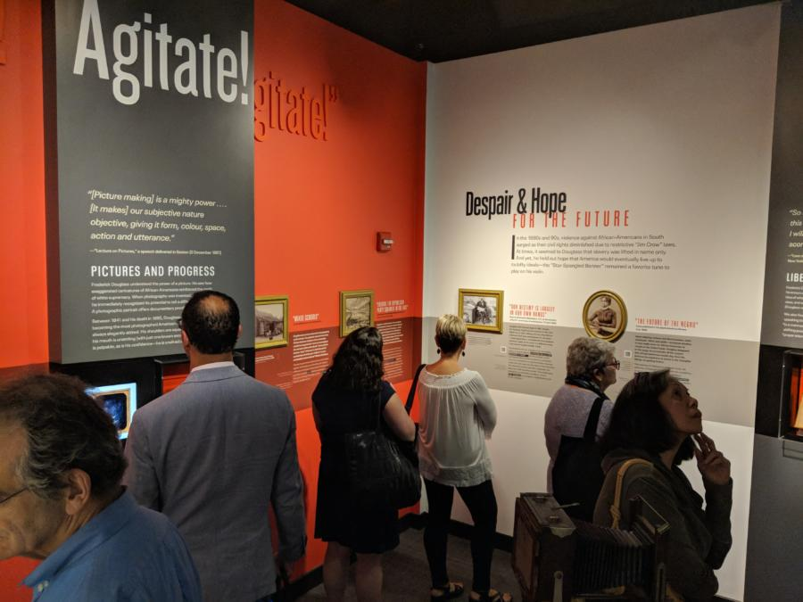 Frederick Douglass: Agitator at American Writers Museum