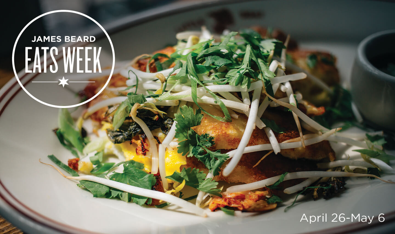 Where to celebrate James Beard Eats Week