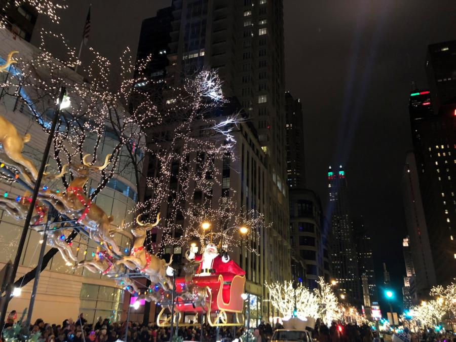 Chicago Michigan Avenue Christmas 2020 Best Spots for Christmas Lights in Chicago 2020 | Holiday Displays