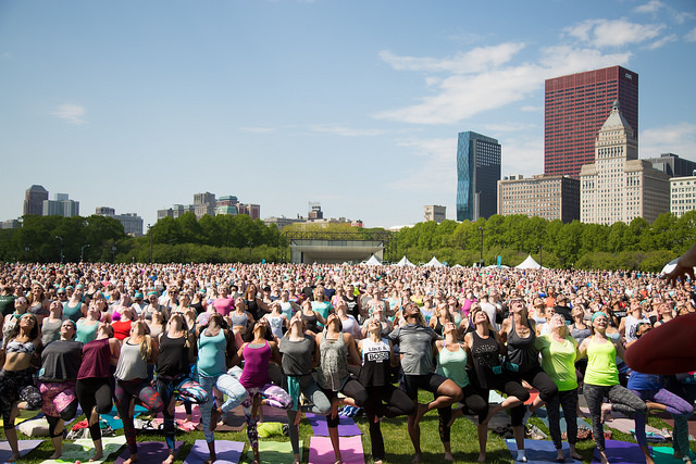 Grant Park Yoga
