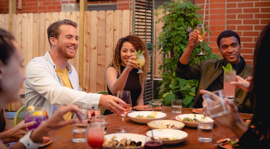 Summer dining at Chicago's restaurants