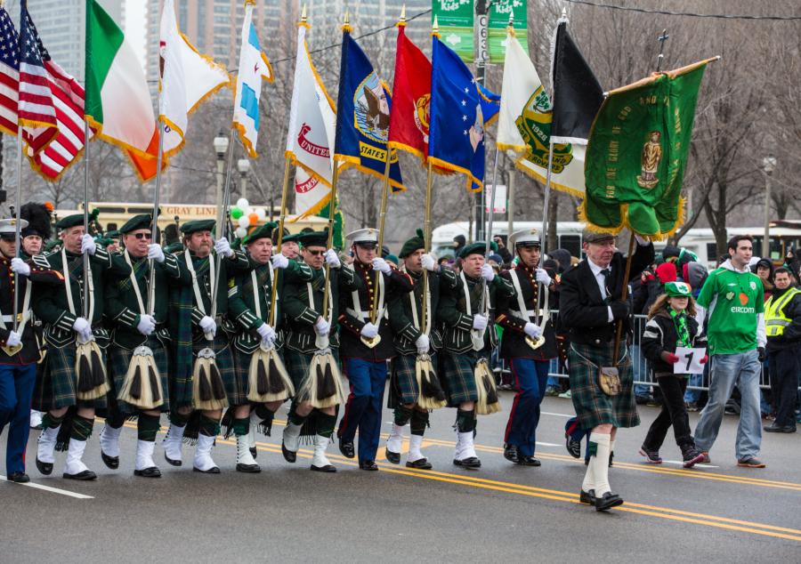 st patricks day parade 2020