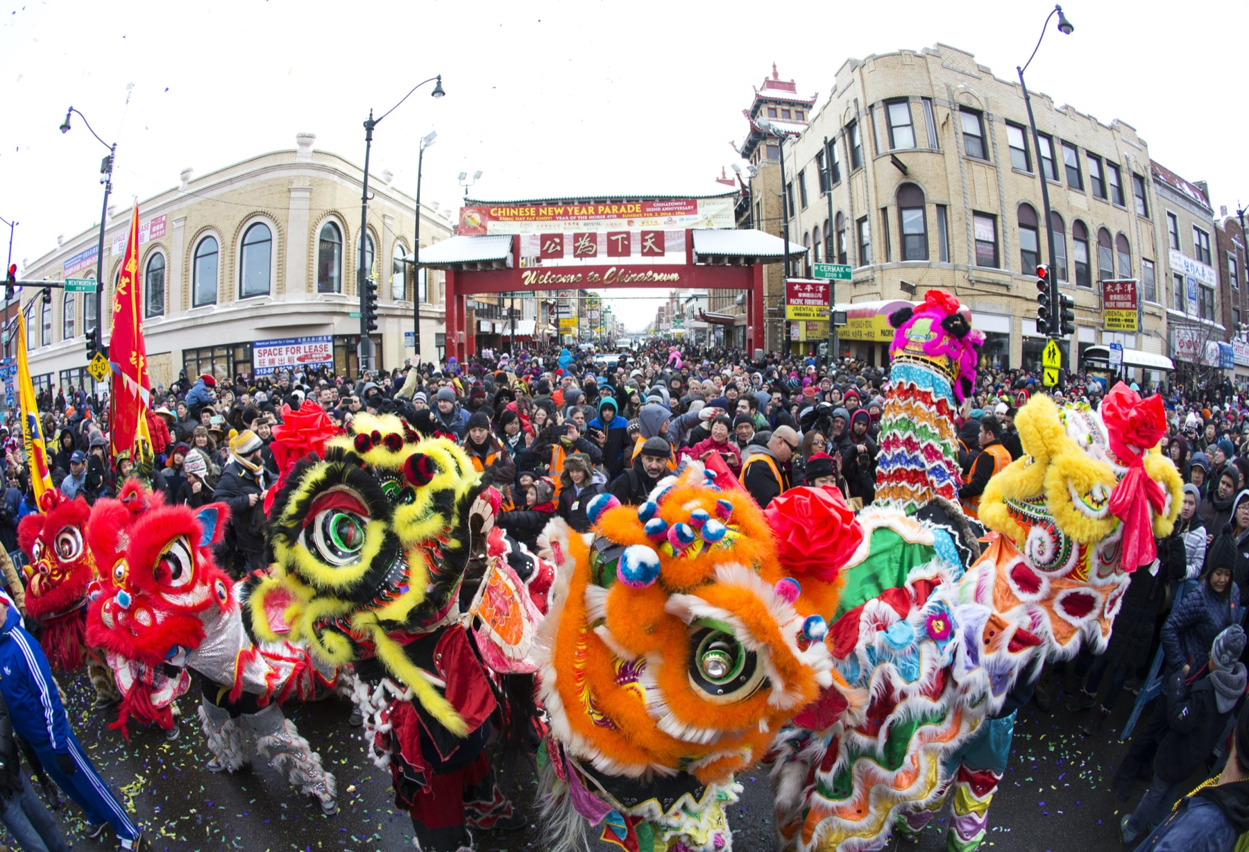 Celebrate Chinese New Year 2018 in Chicago