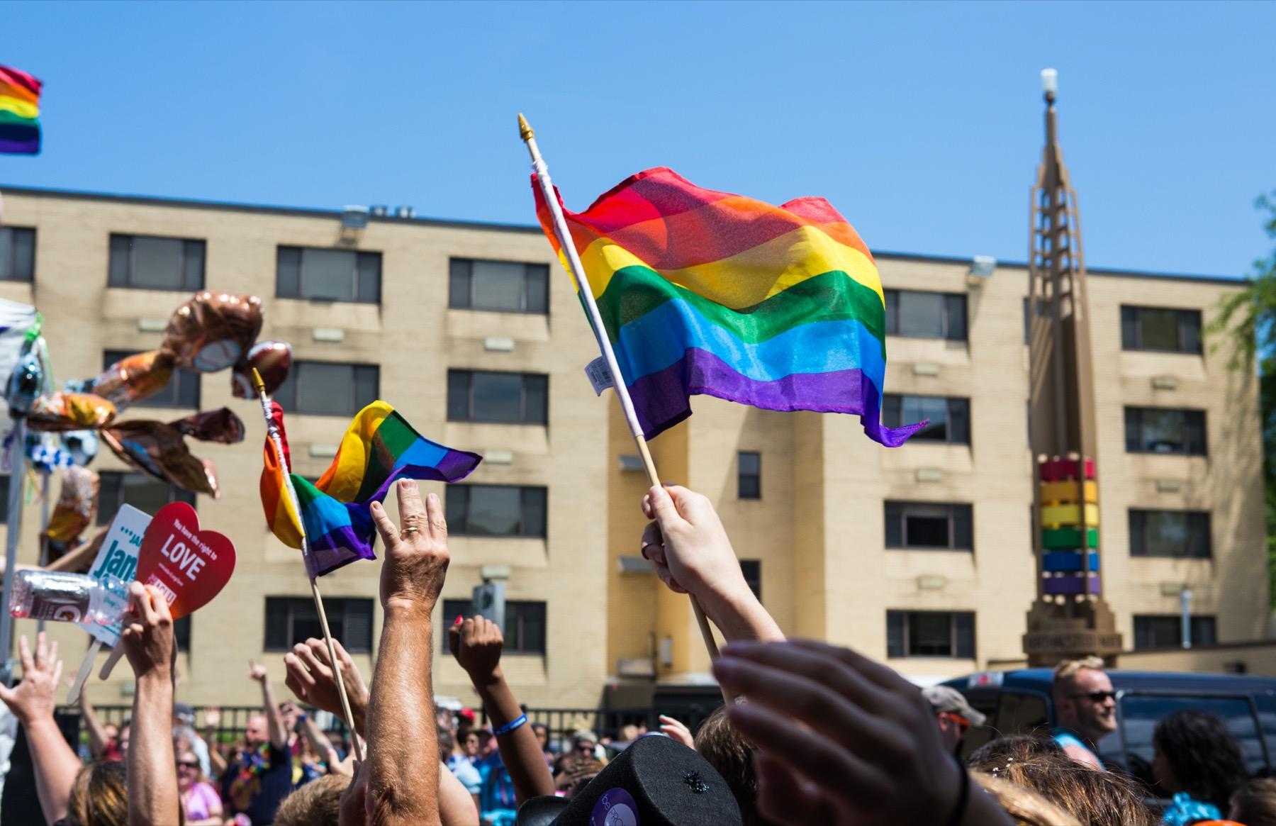 Pride Parade 2013-2