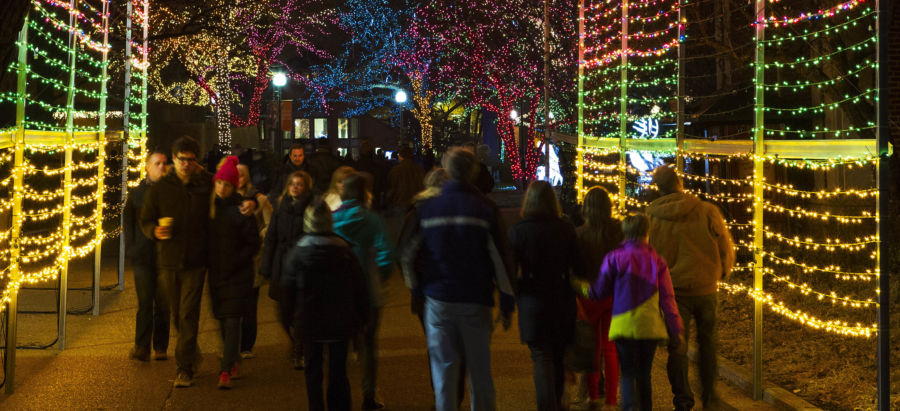 Holiday family fun in Chicago