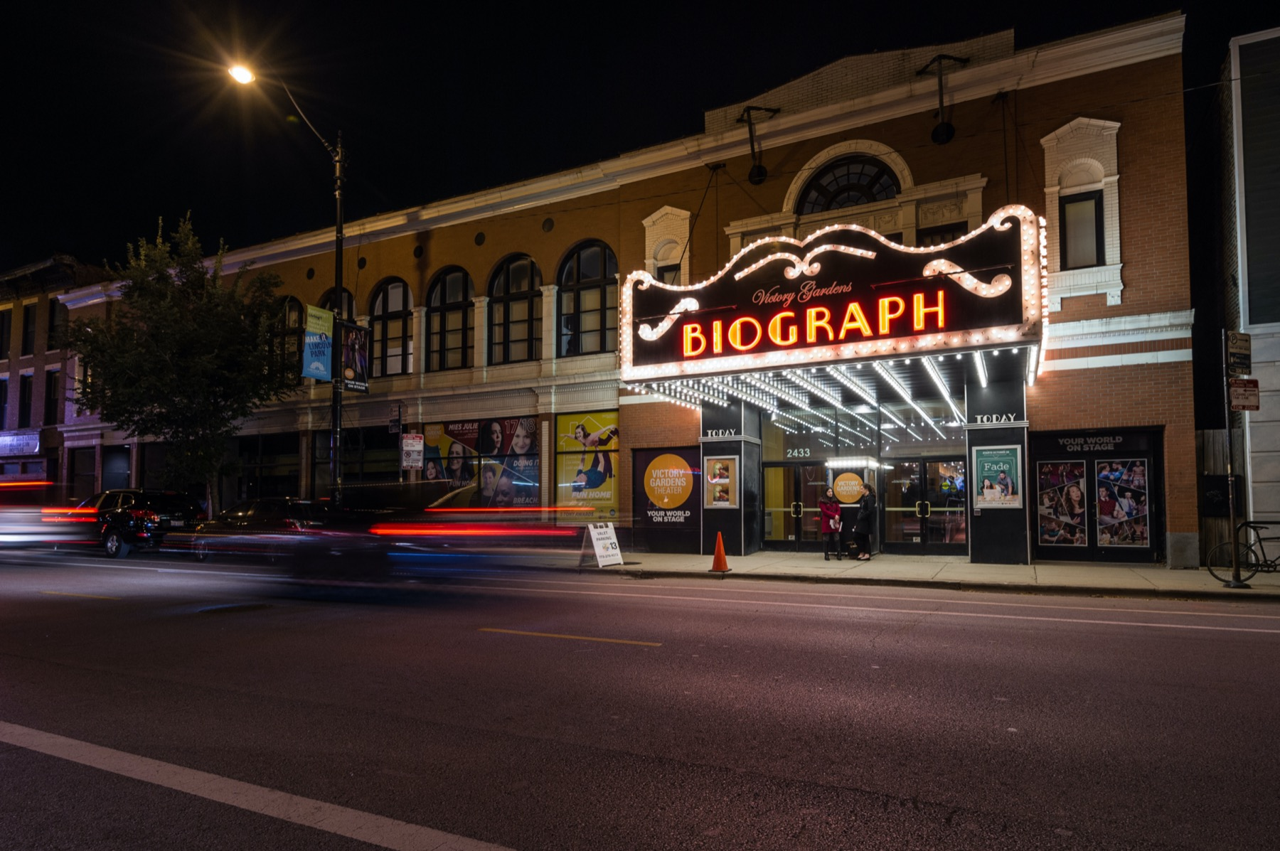 Unique Chicago theatre venues