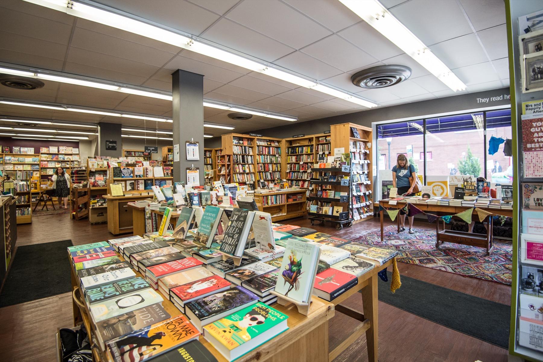 Women & Children First Bookstore