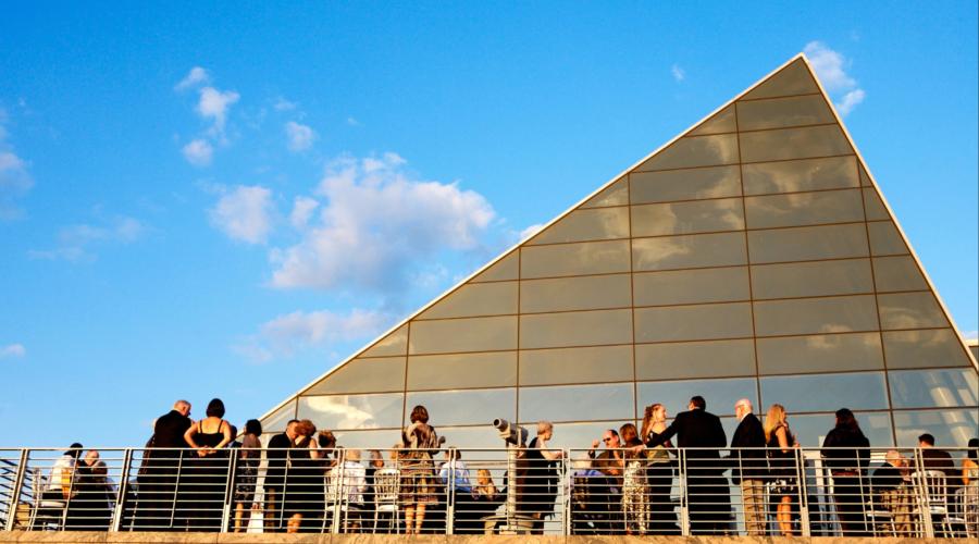 Adler_Planetarium Outdoor Event Space