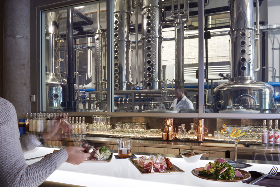 Cheers! 7 Chicago distilleries to try