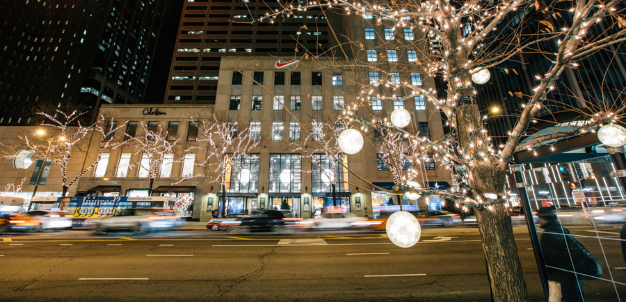 Chicago guide to holiday shopping along The Magnificent Mile