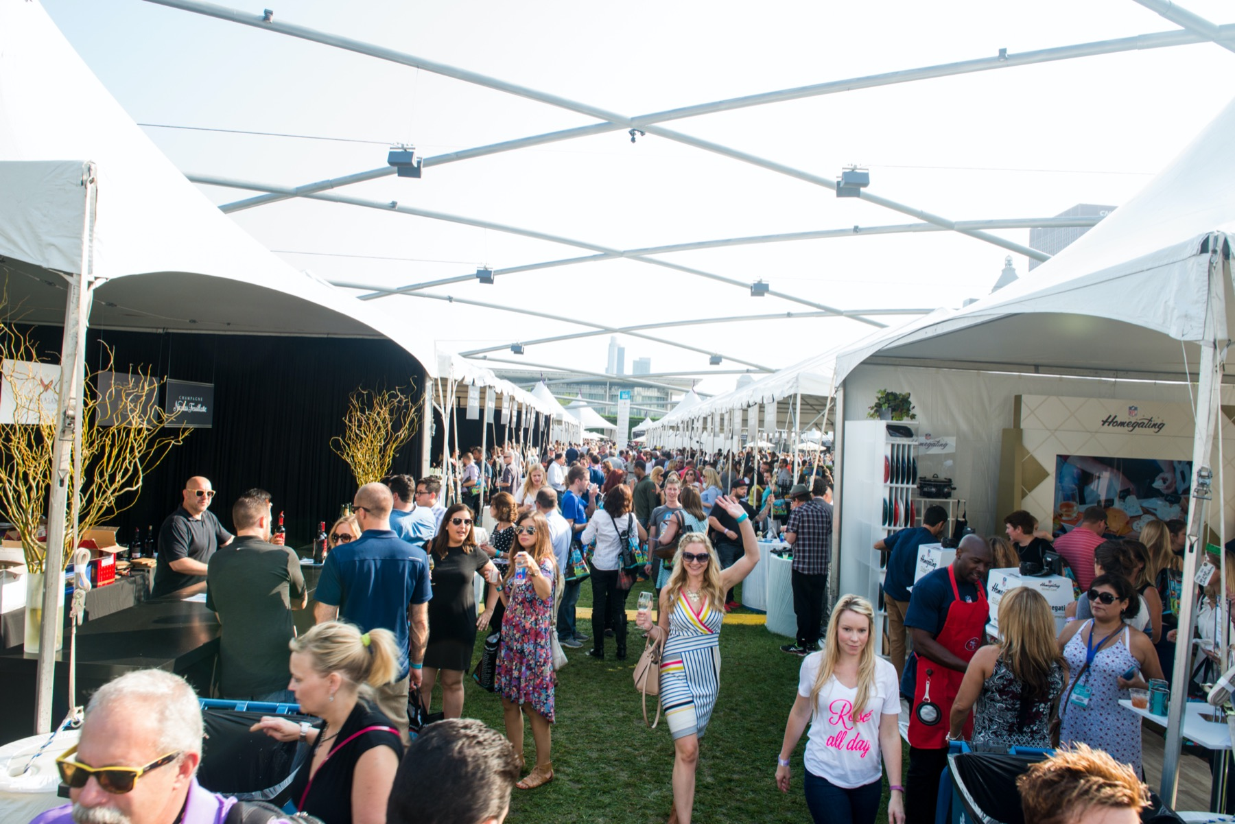 "Come ""Rock the Fork"" at two of Chicago Gourmet's new events"