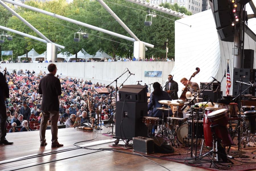 Chicago Jazz Festival: Celebrating 40 years of jazz greats