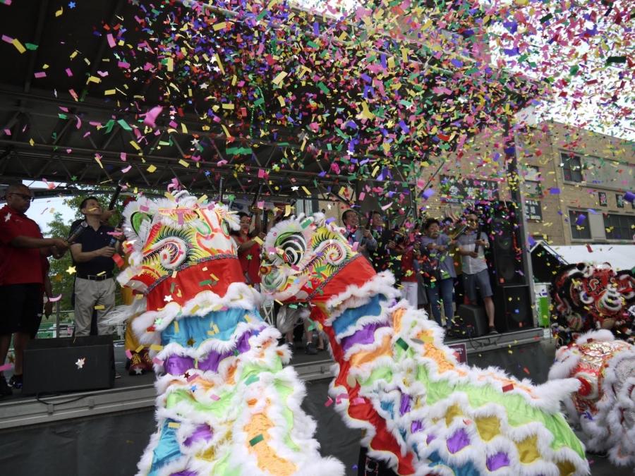 Chinatown Summer Fair