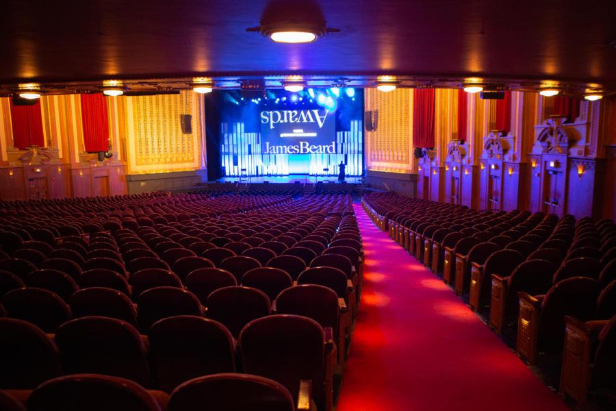 James Beard Awards at the Lyric Opera