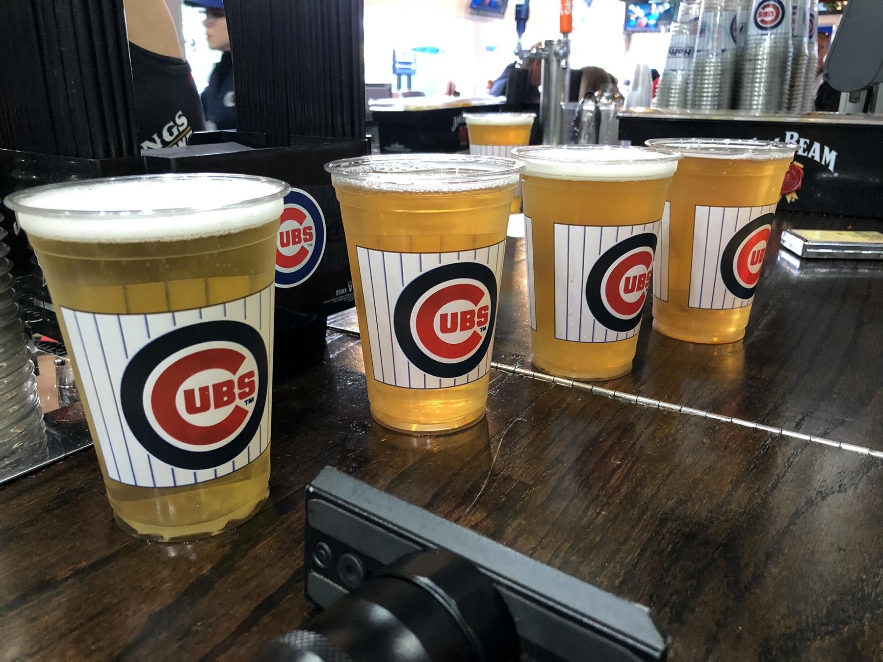 Cubby Bear Bar Chicago