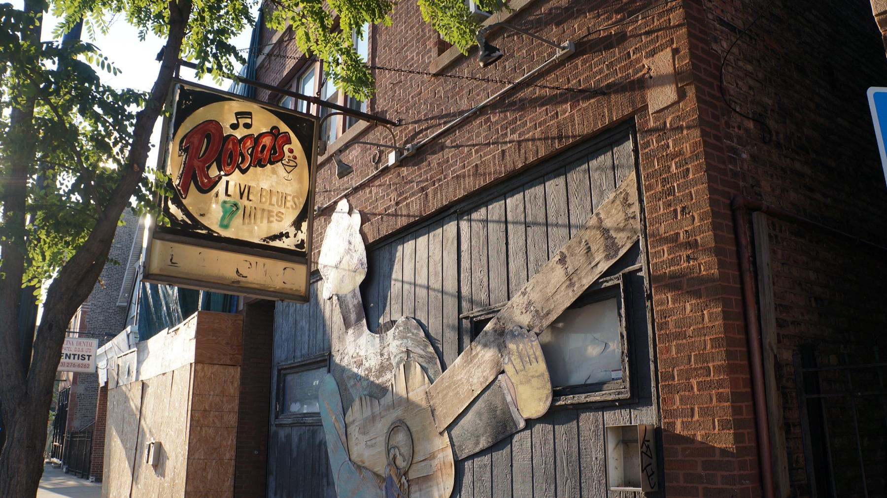 Rosa's Lounge Chicago