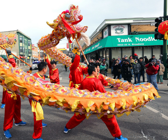 Argyle Lunar New Year Celebration