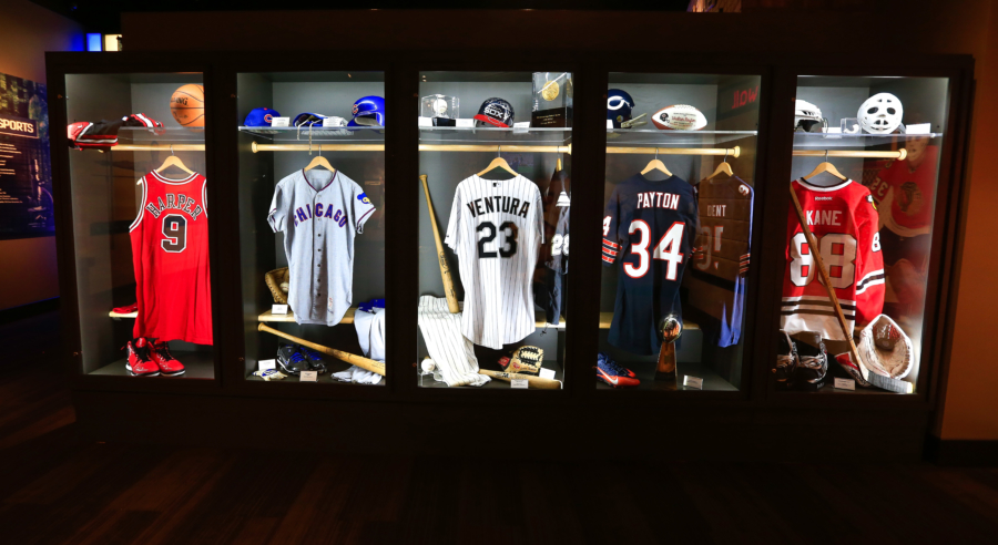 Play ball at the 7th Inning Stretch and Chicago Sports Museum