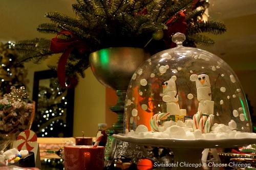 Santa Suite at Swissotel Chicago