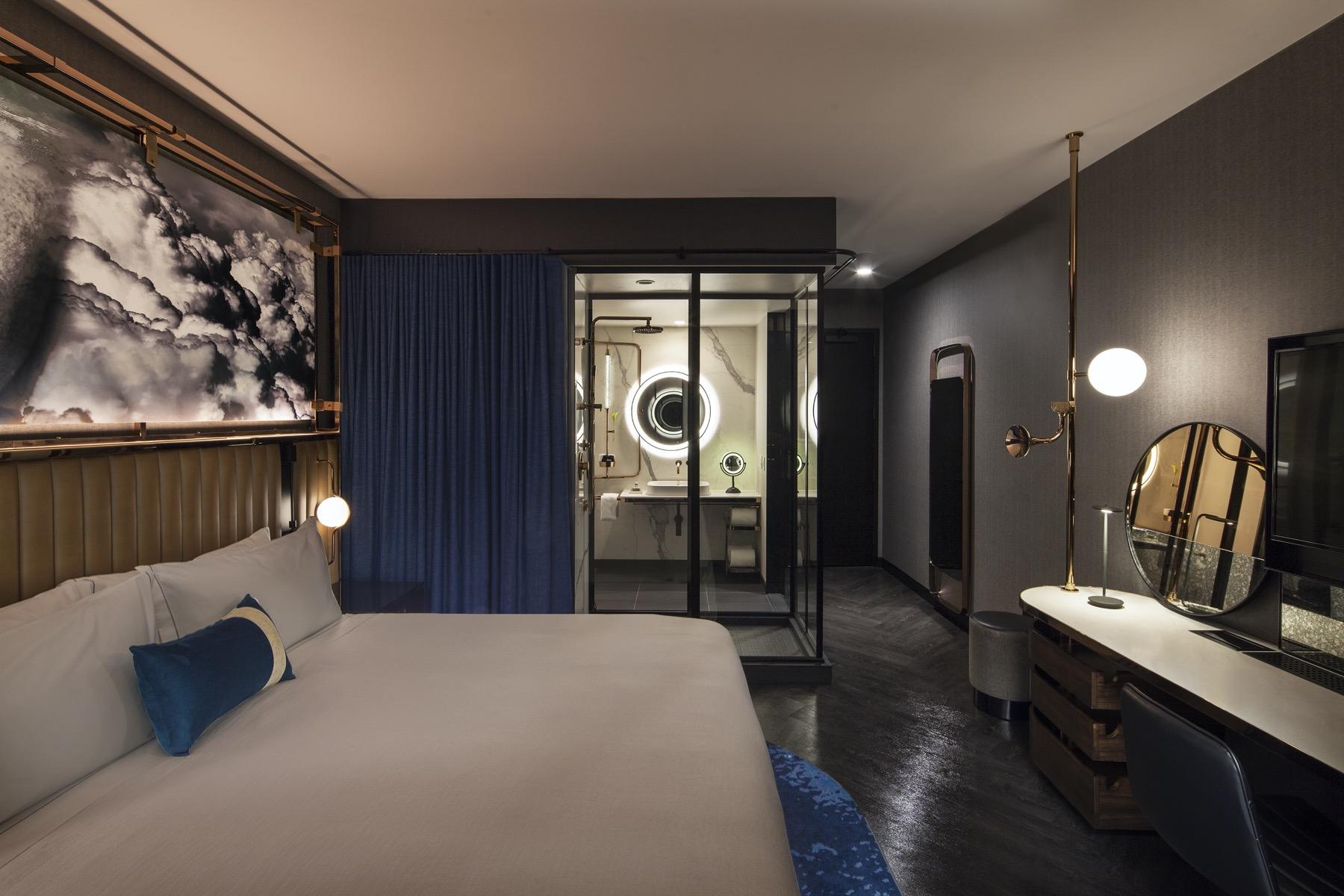 Hotel EMC2 - Guest Room
