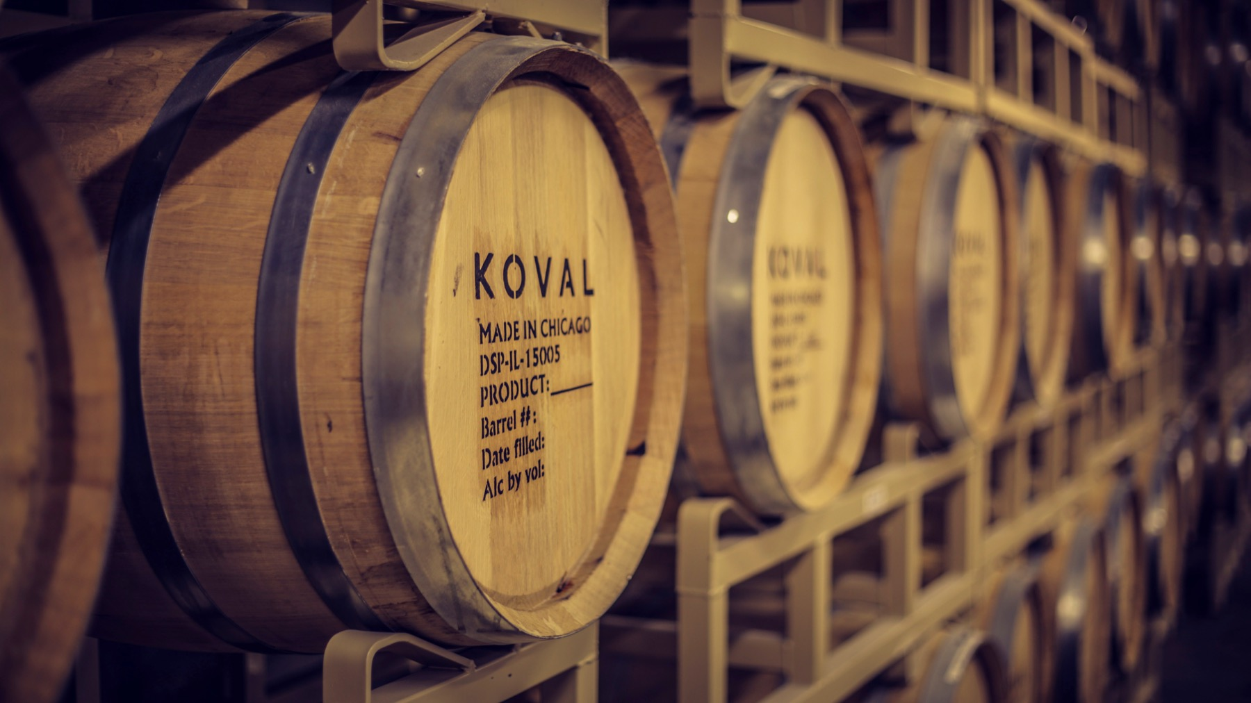 Koval Barrel
