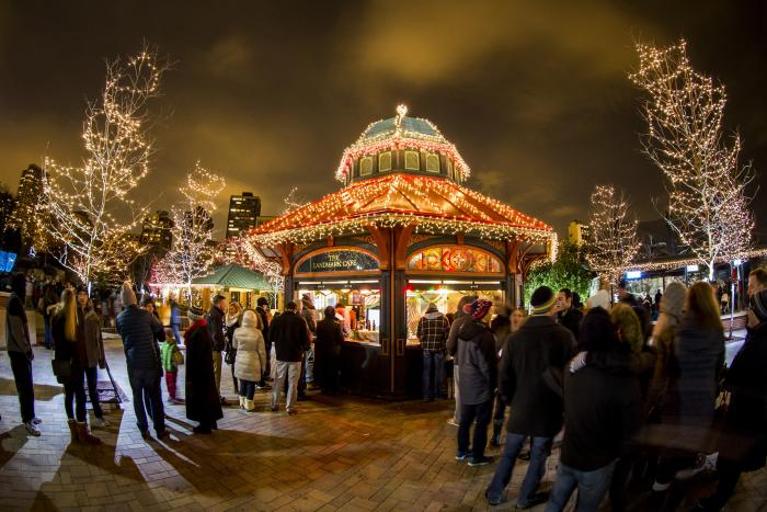 Christmas In Chicago 2018.13 Spots For Christmas Lights In Chicago Holiday Displays