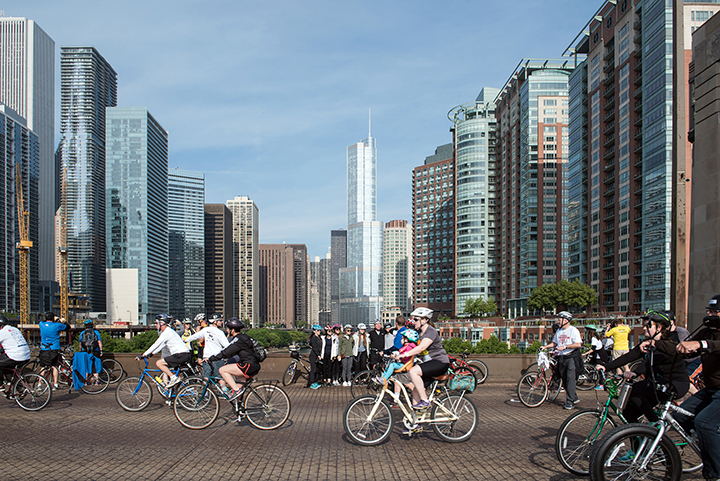 Biking in Chicago: the coolest rides