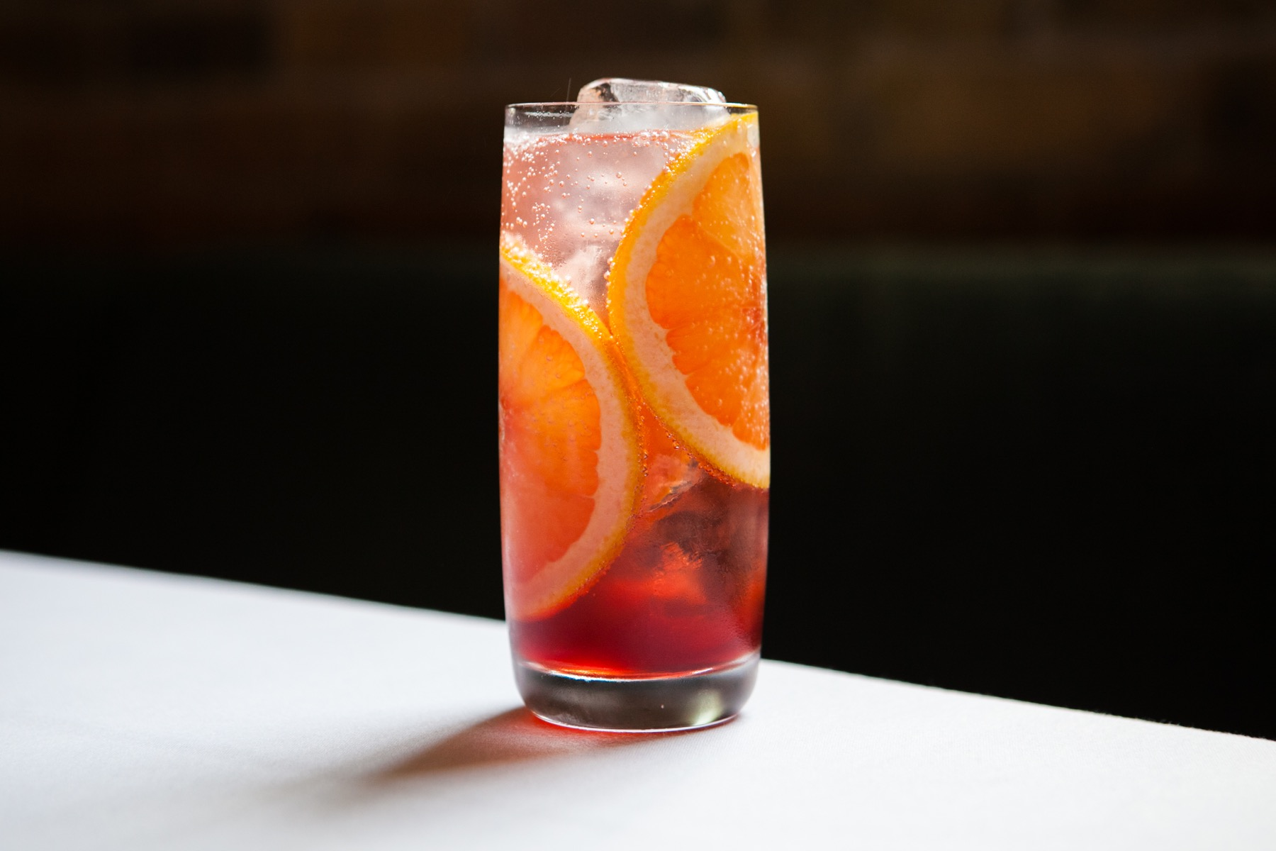 Oriole spirit-free drink