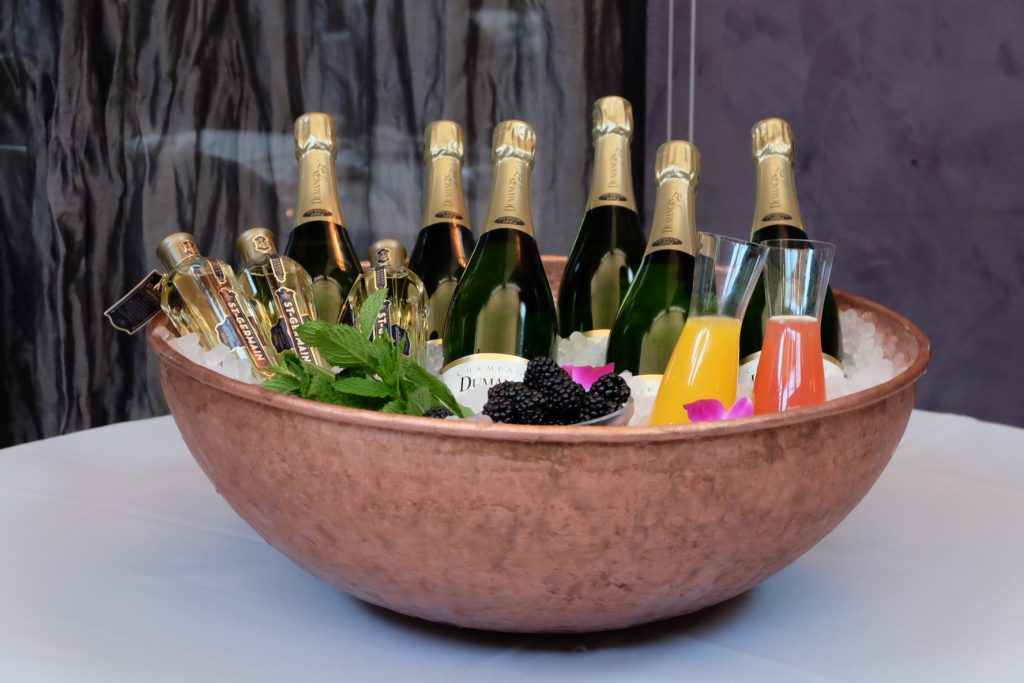 Bottomless bubbles + a buffet with filet mignon: Why you must brunch at Maple & Ash