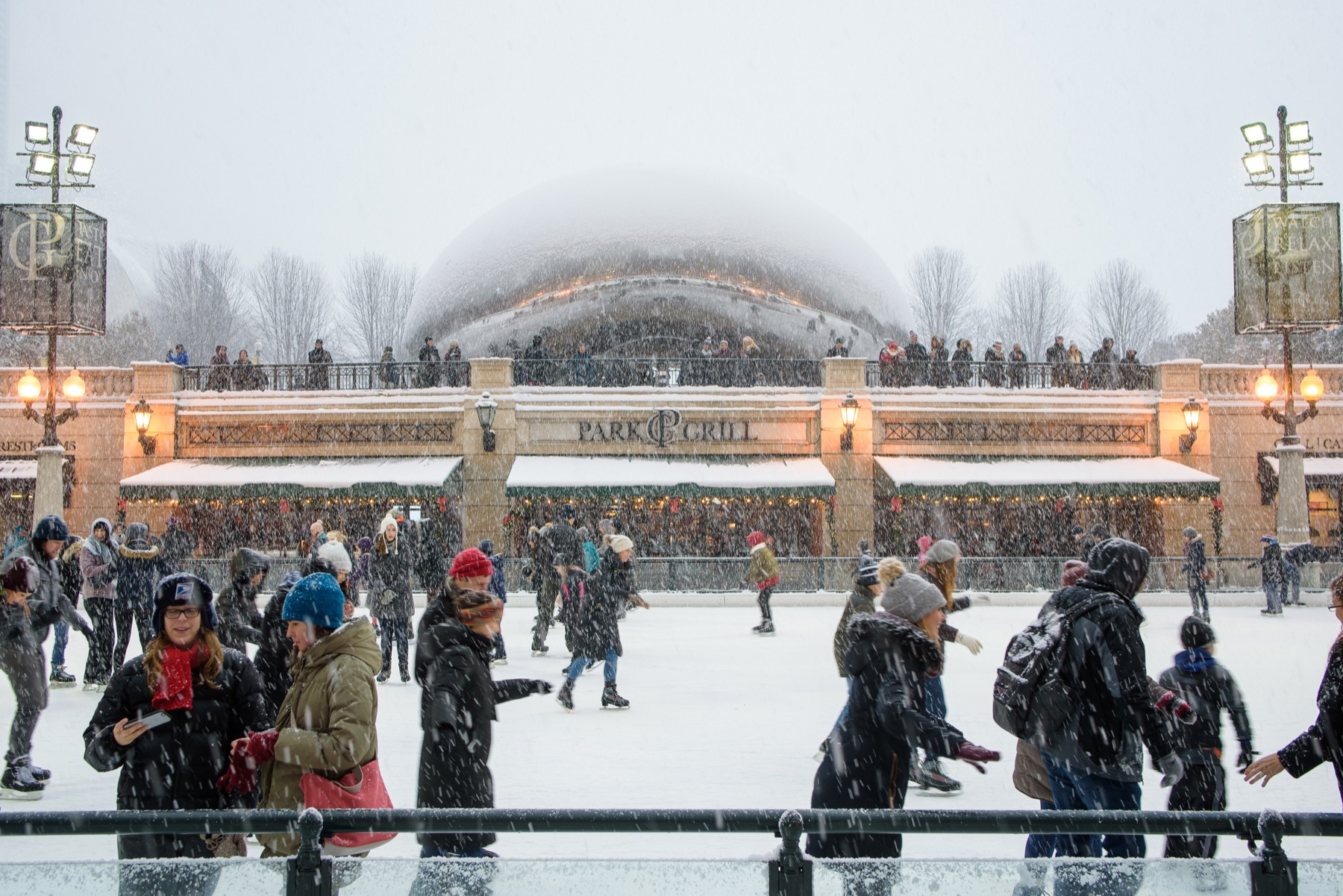 Millennia Park Christmas Tree 2020 Chicago Guide to Winter in Millennium Park | Activities & Events