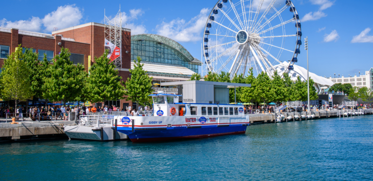Navy Pier | Events, Tours & Attractions in Chicago | Choose