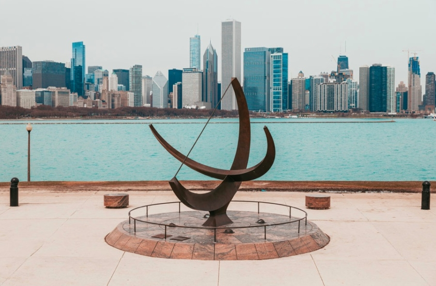 7 photo spots for the best Chicago skyline views