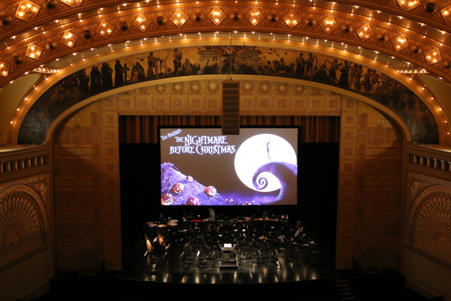 Nightmare Before Christmas at Auditorium Theatre