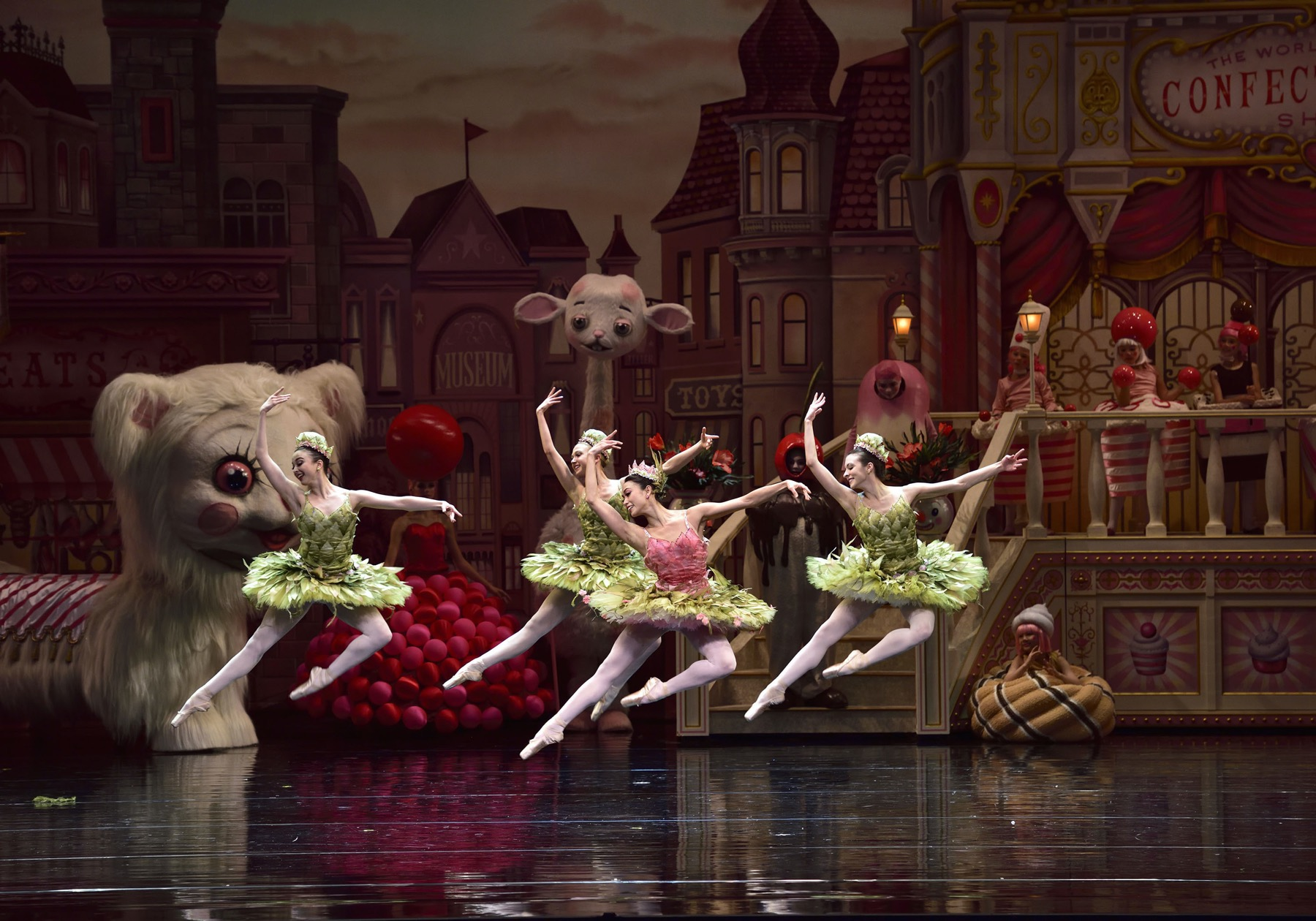 American Ballet Theatre performs Whipped Cream