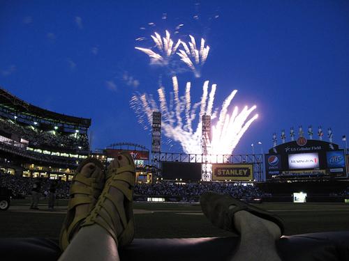 White Sox fireworks