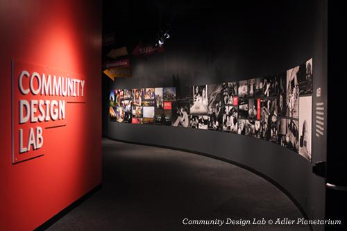 Adler Planetarium Community Design Lab