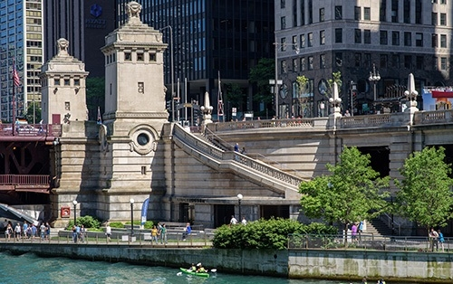 McCormick Bridgehouse & Chicago River Museum ©Ranvestel Photographic