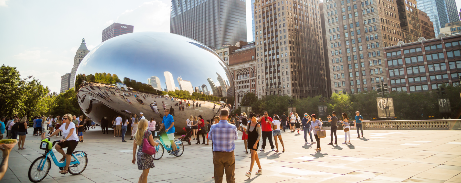 Guide to Chicago's Millennium Park