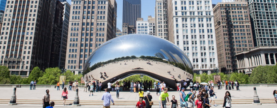 First-time visitor's guide to Chicago