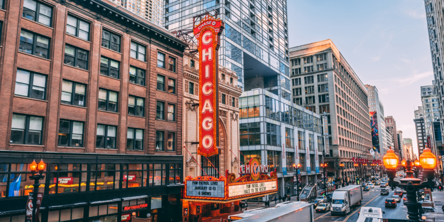 Chicago group itineraries