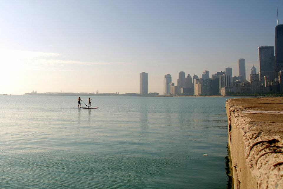 Chicago Stand-Up Paddle Board