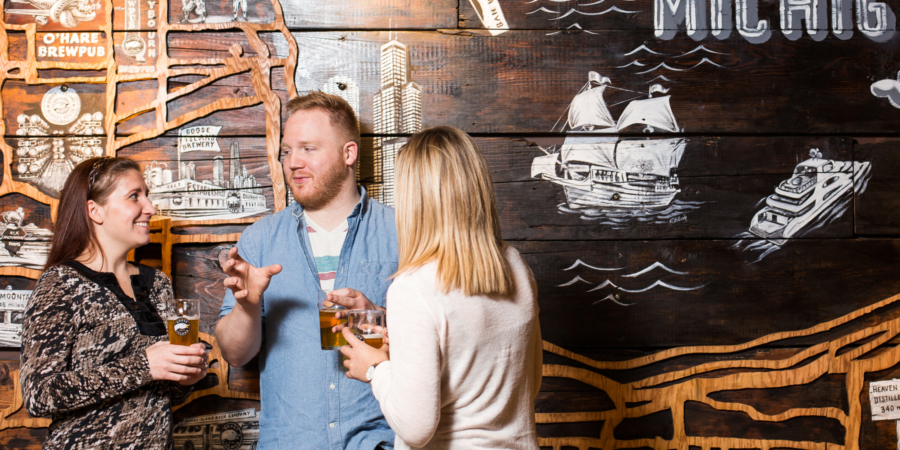Chicago craft brewery itineraries: West Loop and West Town