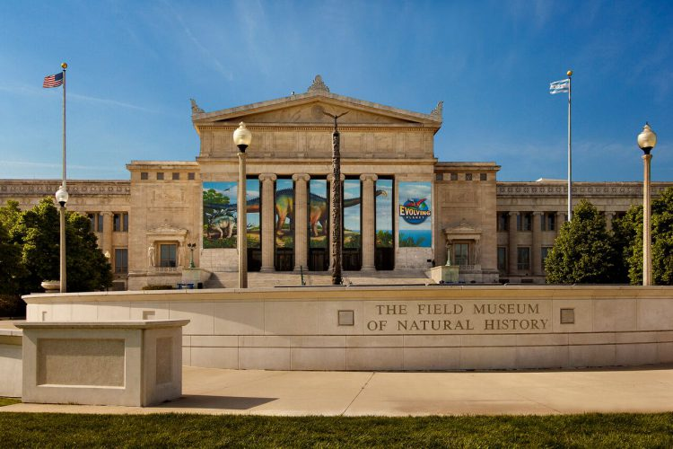The Field Museum Exterior