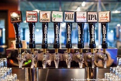 Lagunitas Brewing Company Chicago