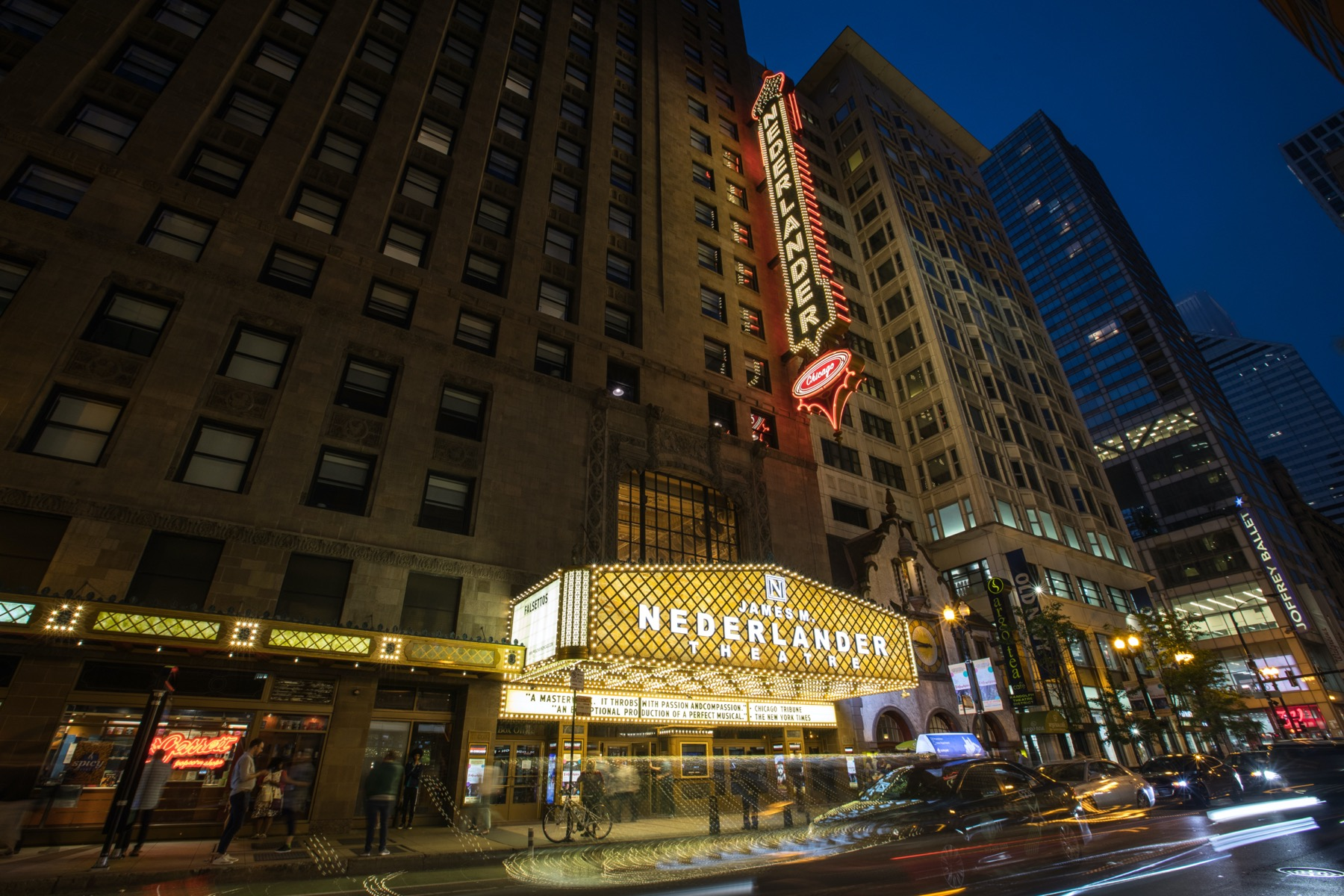 Guide to Chicago theatres