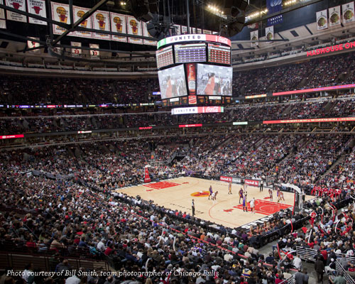 United Center - Blog