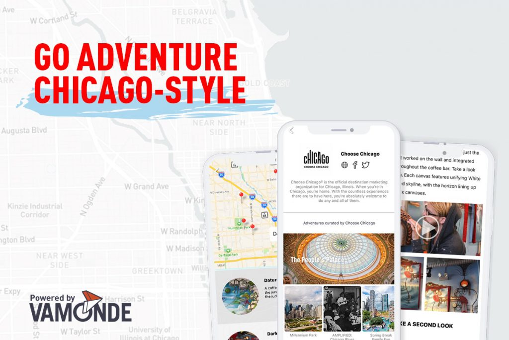 Discover Chicago stories powered by Vamonde