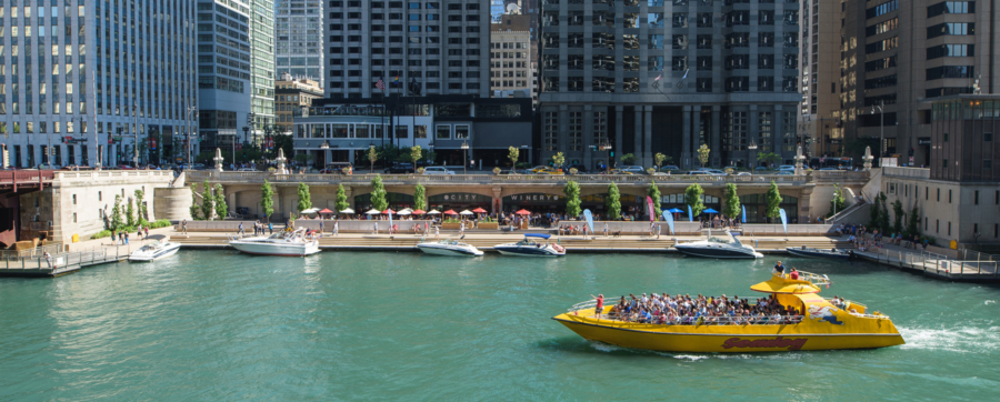 2 days, 2 Chicago waterfronts