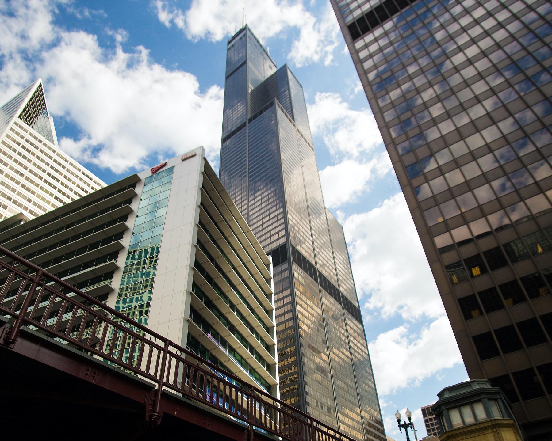 Willis Tower Chicago (aka Sears Tower)